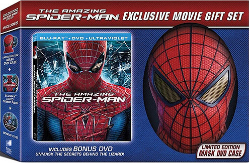 amazing spider man 2 blu-ray  software