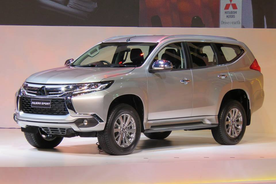 2017 Mitsubishi Shogun Sport Specs Price >> All New 2016 Mitsubishi Pajero Sport Officially Revealed W Video