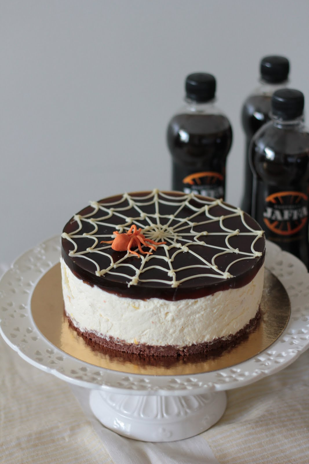 Musta Jaffa kakku