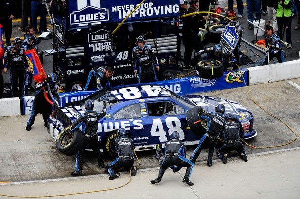 Jimmie Johnson Wins Tums Fast Relief 500 4