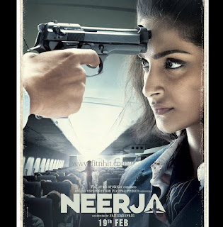 Complete cast and crew of Neerja (2016) bollywood hindi movie wiki, poster, Trailer, music list - Sonam Kapoor, Movie release date February 19, 2016