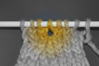 faire un jeté au tricot