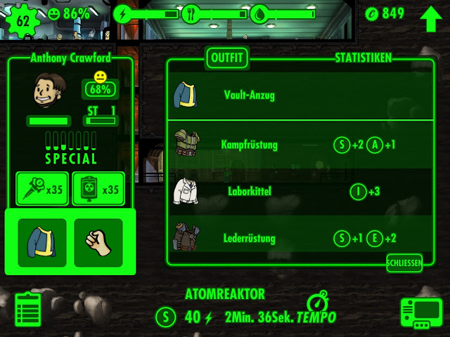 Fallout Shelter Dweller
