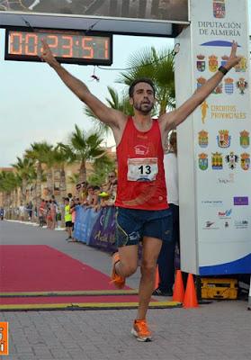 Club Marathón Aranjuez en Almería