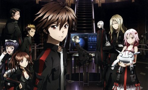 Guilty Crown BD Episode 1 - 22 [END] Subtitle Indonesia