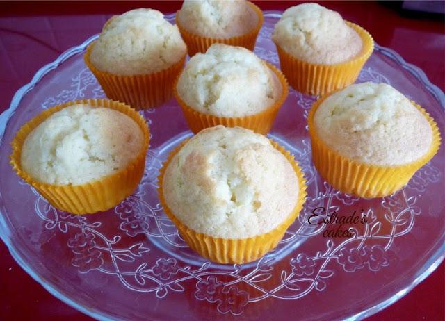 receta de magdalenas tipo La Bella Easo - 4