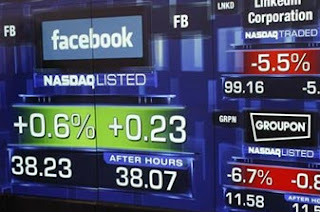 Facebook Shares Down 37% since IPO, facebook, mark zuckerberg