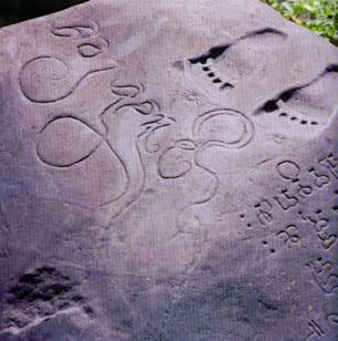 Prasasti Ciaruteun Menggunakan Bahasa Sansekerta