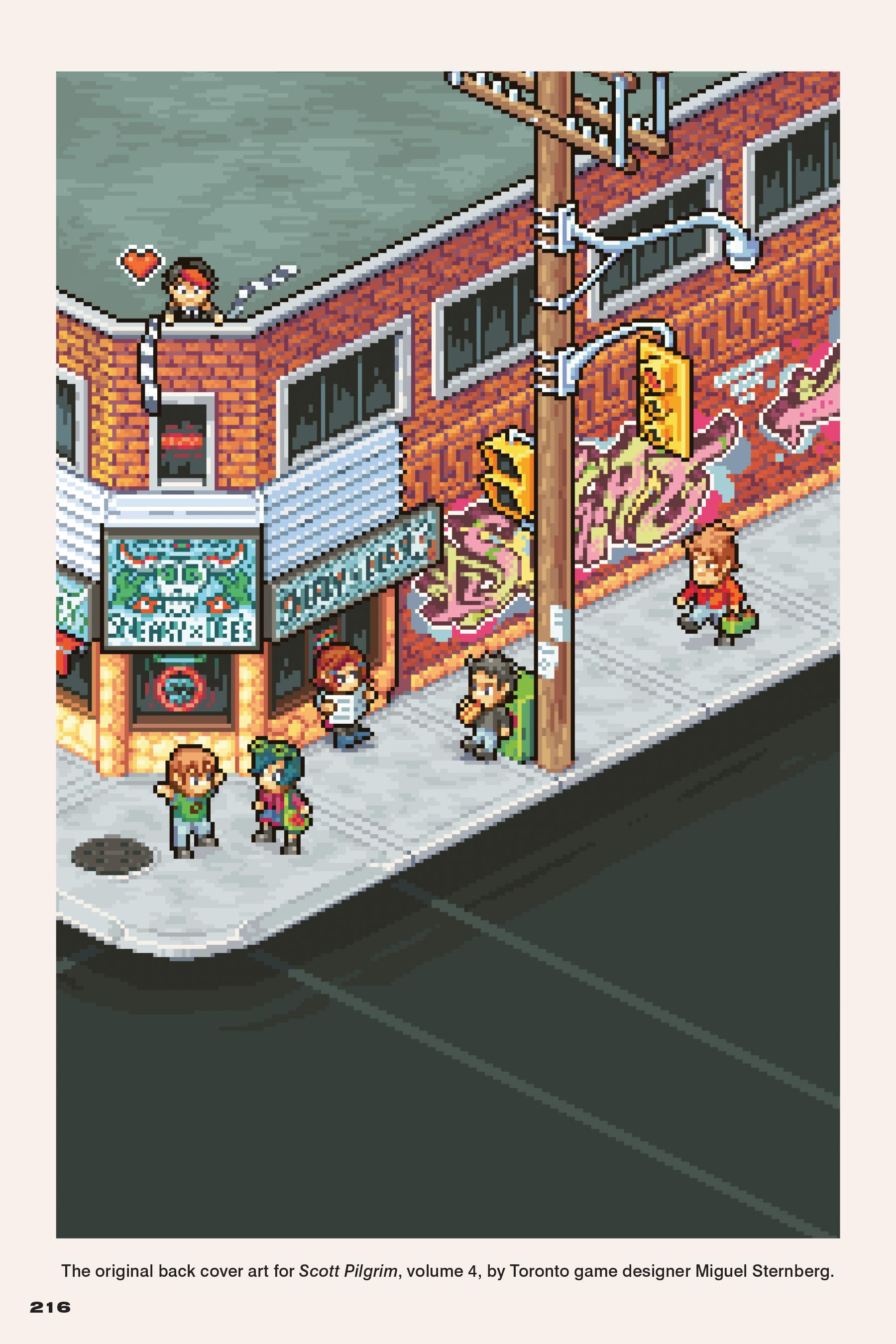 Read online Scott Pilgrim comic -  Issue #4 - 211