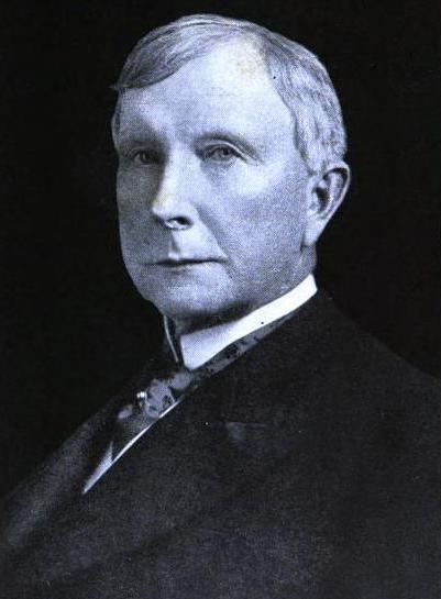 John Davison Rockefeller: John D. Rockefeller