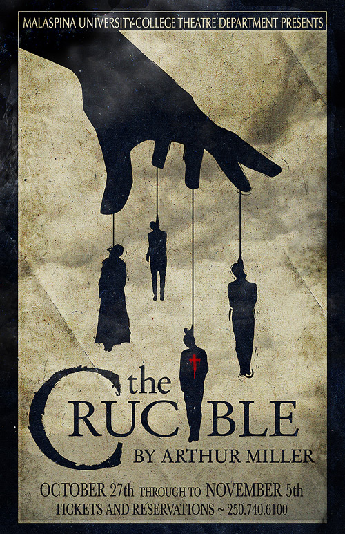the scarlet letter and the crucible