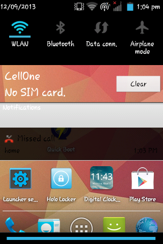 Theme] New Theme For Micromax A27