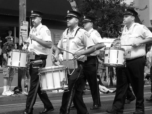 Memorial-Day-Drummers-at-Parade-2011