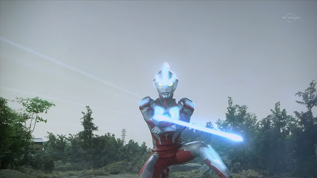 Ultraman Ginga Episode 3