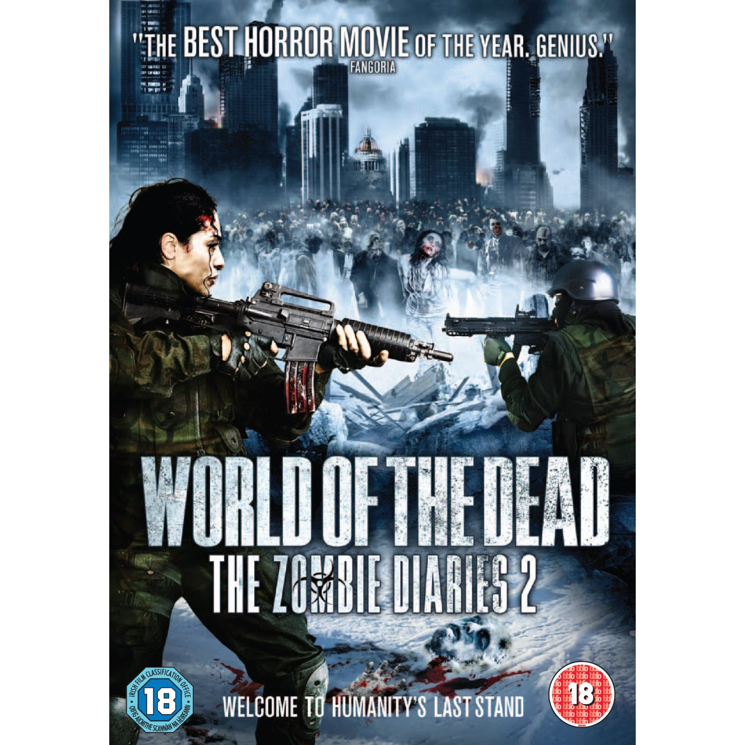 World of the Dead: The Zombie Diaries (2011)