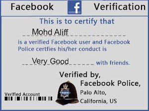 Facebook Verification by FB Police