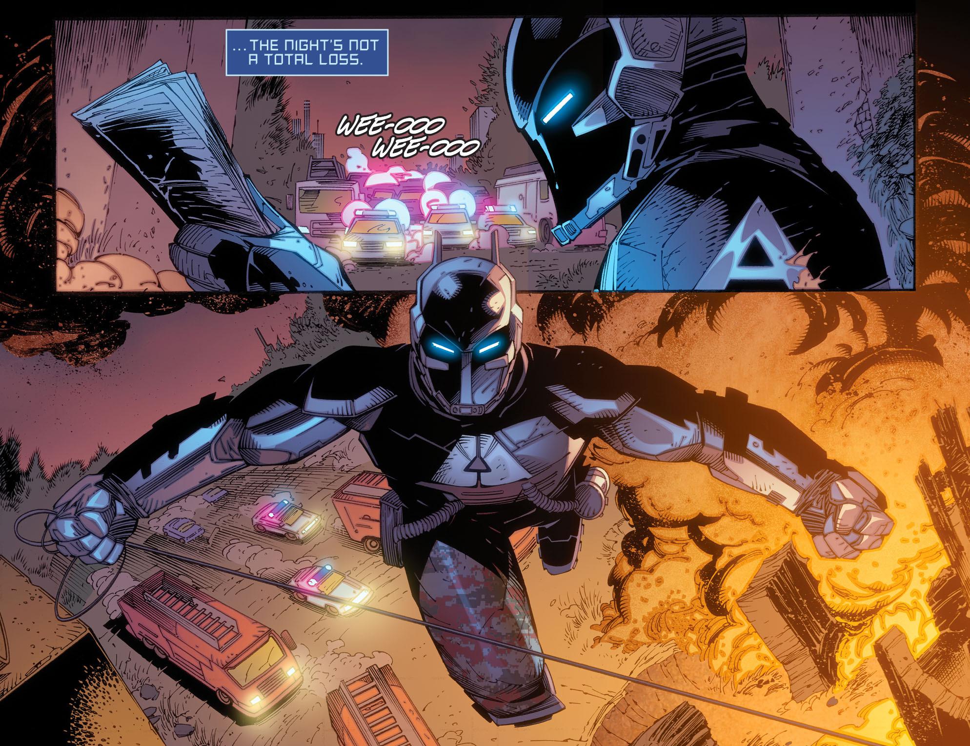 Batman: Arkham Knight [I] Issue #3 #5 - English 10