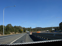 Gungahlin Drive Extension in Canberra over Easter 2011