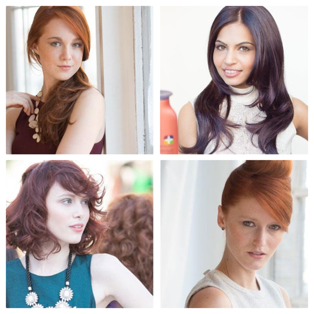 Beauty Girl Musings: Hair Therapy: Pureology Reviving Red