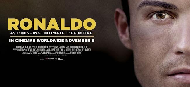 Ronaldo (2015) Full Movie Watch Online 720p HD