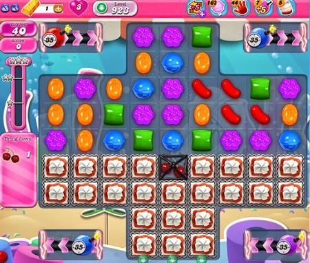 Candy Crush Saga 923