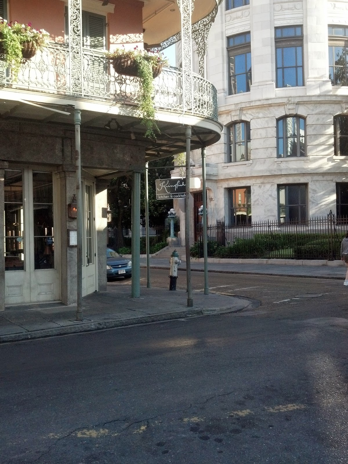 Chartres Street, French Quarter
