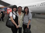arrived SoekarnoHatta. After safely arrived Jakarta n went to smart hotel . (soekarno hatta)