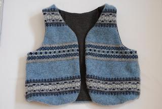 colete de lã
