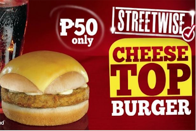 KFC Cheese Top Burger most-talked about