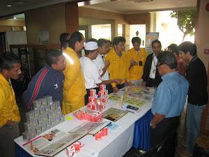 Tongkat Ali Nu-Prep 100, Petronas Gebeng 2011