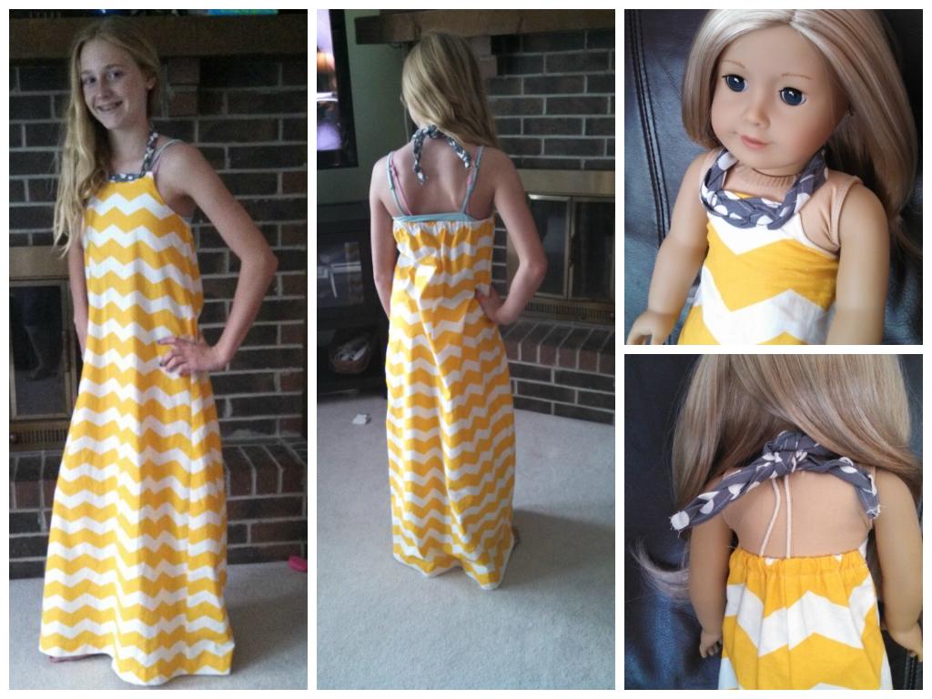 Maxi Dresses For Kids