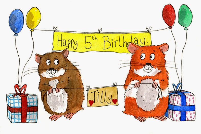 Happy 5th Birthday Wishes To Our Little Super Girl Matt Buckingham