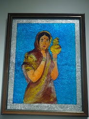 Glass Painting No.34