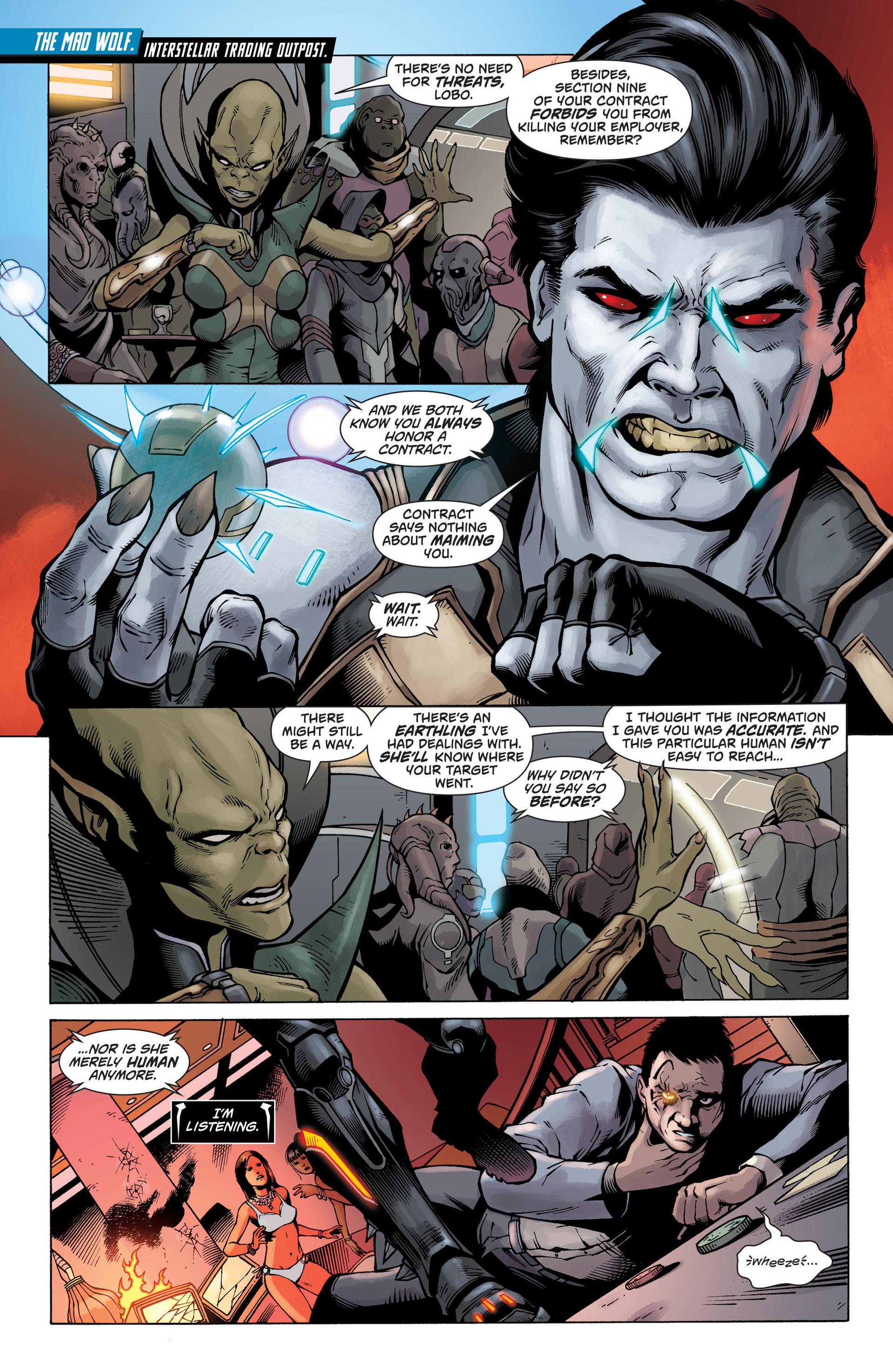 Supergirl (2011) Issue #26 #28 - English 4