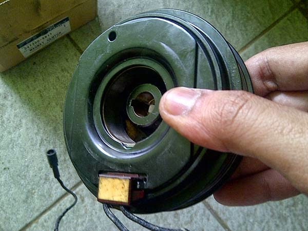 Spul Magnetic Clutch Kompressor AC Mobil