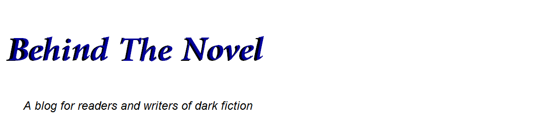 Behind the novel
