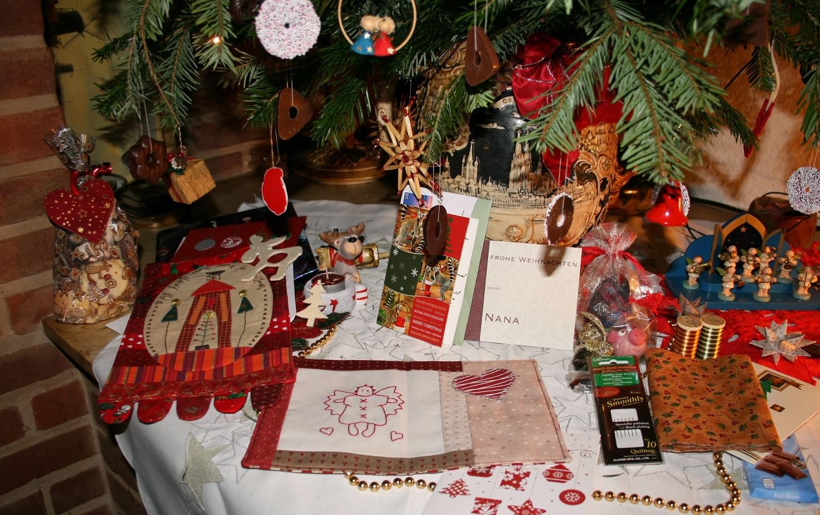naehyoga sch ne weihnachten gehabt zu haben. Black Bedroom Furniture Sets. Home Design Ideas