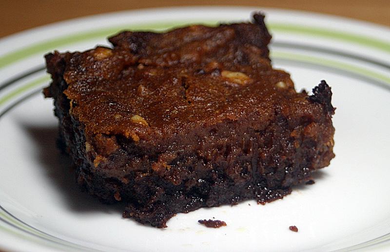 Pumpkin Brownies {Vegan} - VeggieConverter