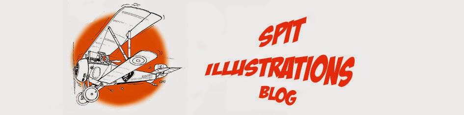 SPIT  gribouilleur de BD et d'illustrations