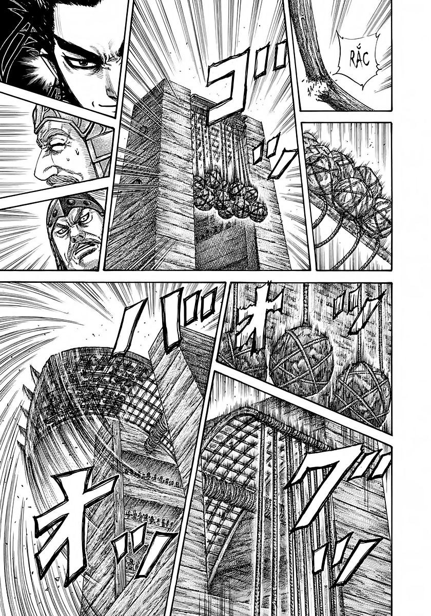 Kingdom - Vương Giả Thiên Hạ Chapter 276 page 16 - IZTruyenTranh.com