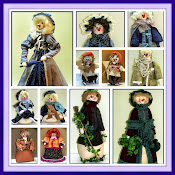 Victorian Seasonal Dolls