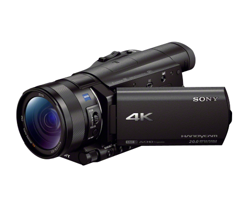 Preview Sony's new 4K camcorders,Critique Sony's new 4K camcorders,Preview Sony's new 4K video cameras,