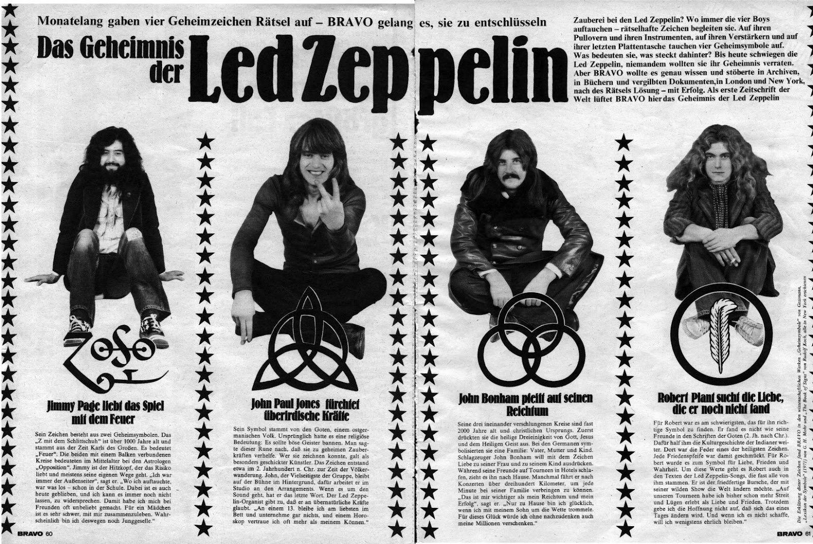 Collection Led Zeppelin Band Biography