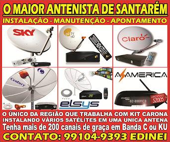 Instalações de Antenas 99104-9393