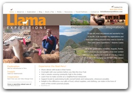 LlamaExpeditions.com Launches Peru Tours & Machu Picchu Tours That Make a Difference
