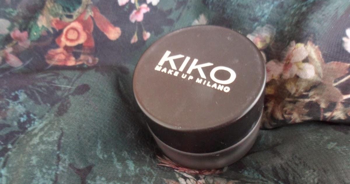 review kiko lasting gel eyeliner cinderella