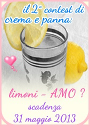 - Contest crema e panna