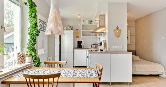 Decorar un monoambiente con estilo ideas para decorar for Ideas para disenar tu casa