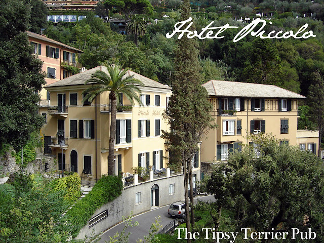 best hotel in Portofino - tipsyterrier.blogspot.com