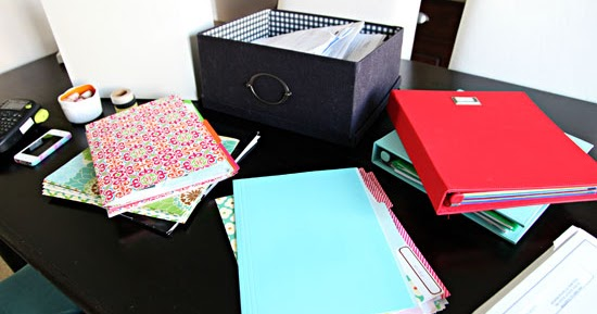 organizing paper In the paper organization series i provide tips for decluttering your paper piles and then organizing what's left behind so you are in control again of the paper monster.